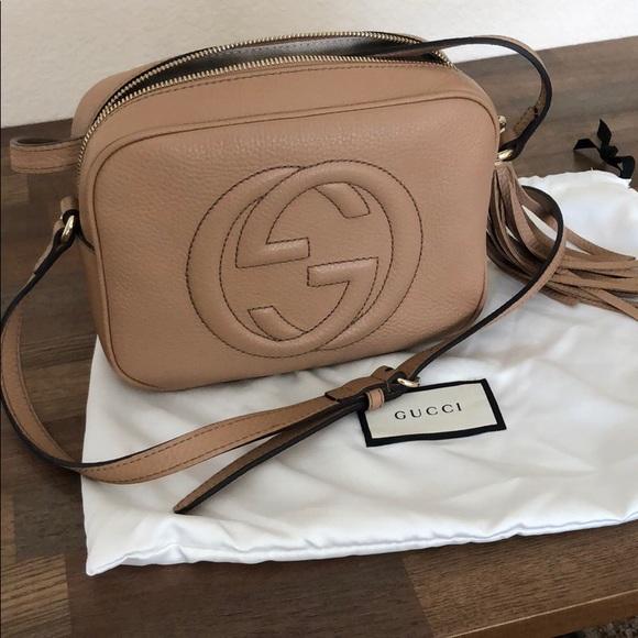 f955f4e08e16 Gucci Bags | Soho Disco Leather Bag | Poshmark